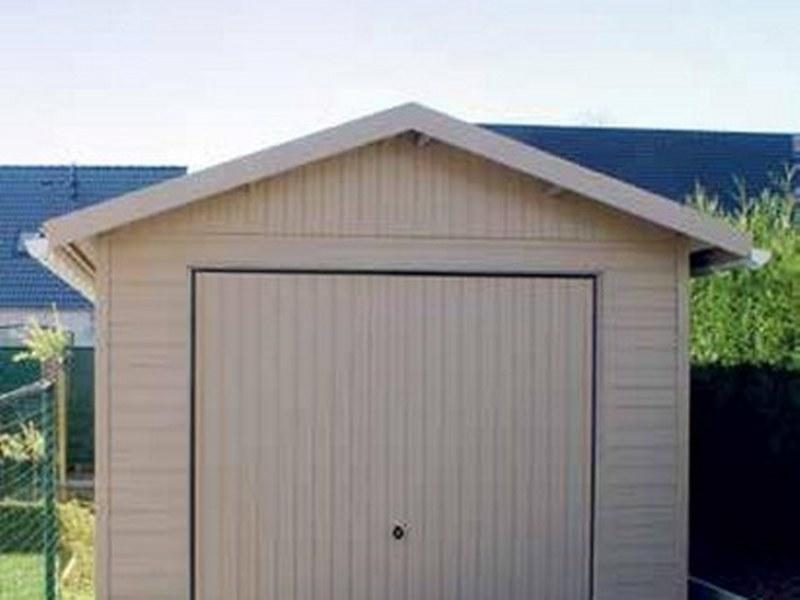 abri jardin chalet bungalow garages ossature en bois cabane. Black Bedroom Furniture Sets. Home Design Ideas