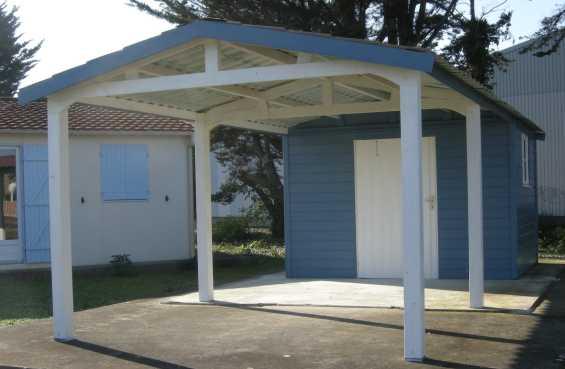 Abri Jardin Chalet Bungalow Garages Ossature En Bois Cabane Nos Batiments Bois