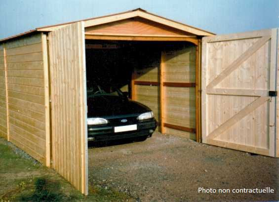 abri jardin chalet bungalow garages ossature en bois cabane nos batiments bois. Black Bedroom Furniture Sets. Home Design Ideas