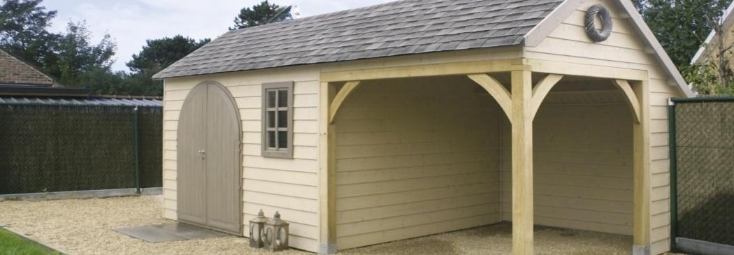 Abri jardin, chalet, bungalow, garages ossature en bois ...