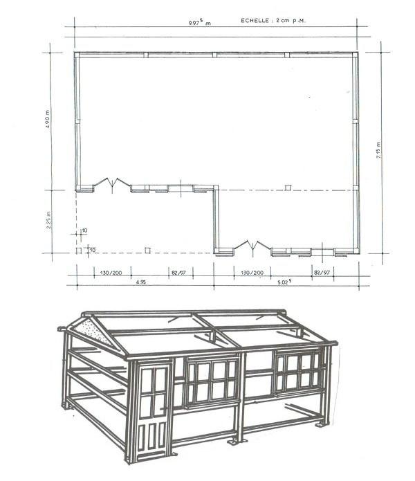 Plan Abri De Jardin En Ossature Bois - Maison Design - Vicko.info